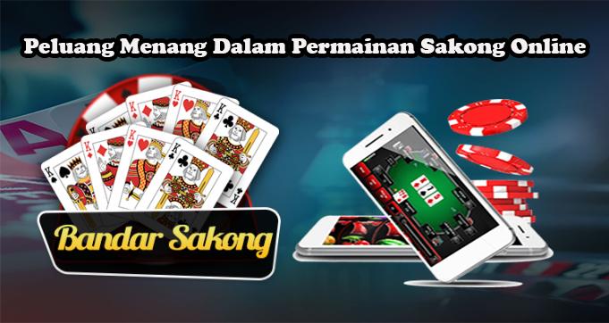 Peluang Menang Dalam Permainan Sakong Online