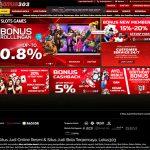 Lotus303 Agen Judi Online & Situs Bola Terbesar Indonesia